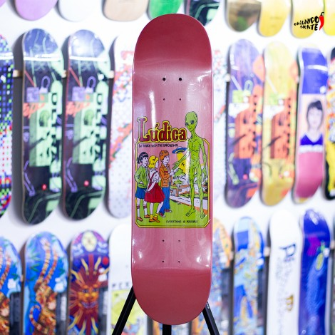 Mini Cruiser Globe Bantam Clown Fish