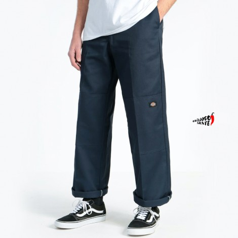 Pantalon Dickies Double Knee Dark Navy